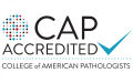 CAP Accredited - College of American Pathologists