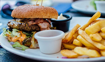 A burger and fries - Do you know what's in your beef?