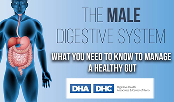 The male digestive system, what you need to know to manage a healthy guy